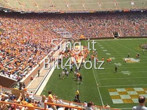2010 Tennessee Spring game Video