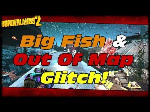 Borderlands Tannis Fish Borderlands 2 Tannis' Big Fish