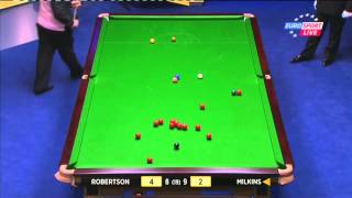 Robert Milkins vs Neil Robertson - WSC 2013