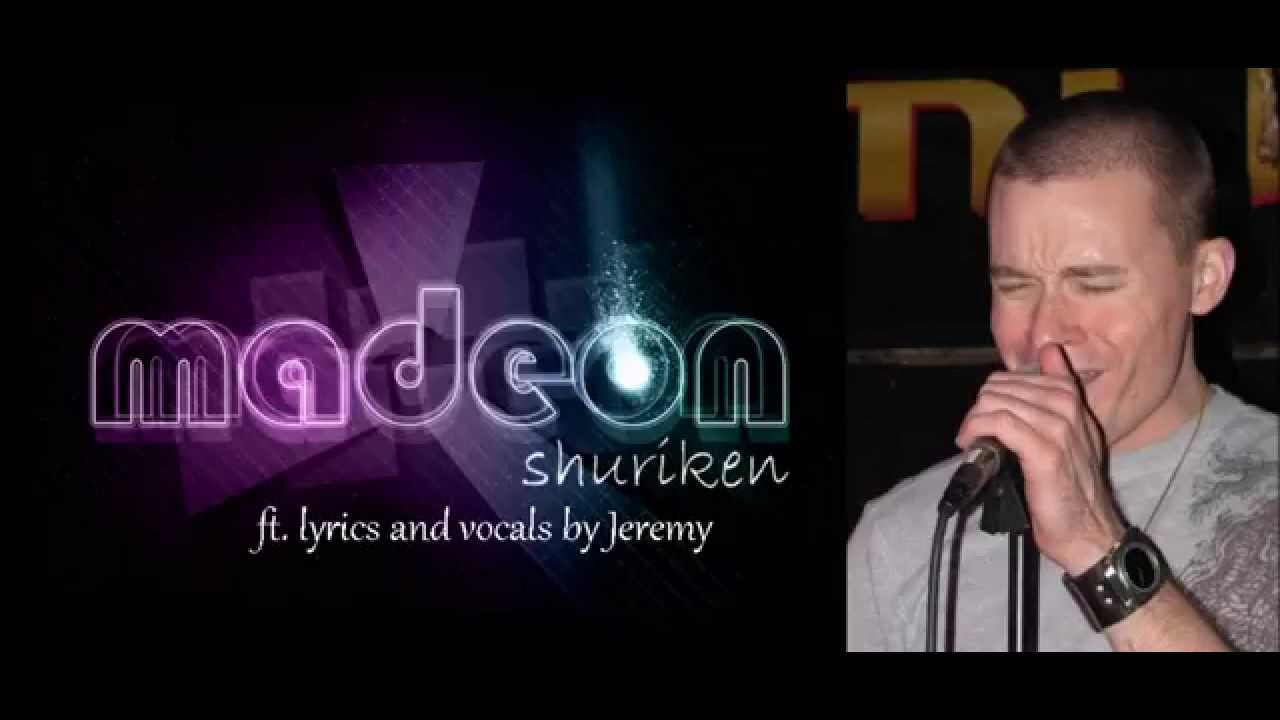 Madeon Shuriken ft Lyrics