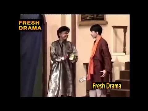 Sajjan Abbas   Best Pakistani Stage Drama Latest