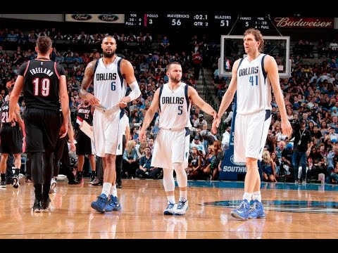 Dallas Mavericks Top 10 Plays of the 2014-15 Season