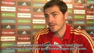 Exklusiv: Iker Casillas im Blick.ch-Interview