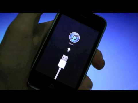 Restore & Update iPhone 3Gs To 4.3 On 6.15.00 Baseband