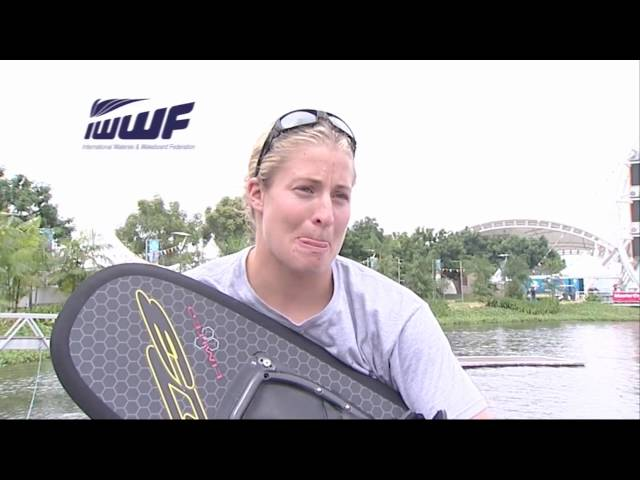 IWWF World Cup feature - Mandy Nightingale