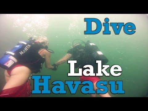 SCUBA Dive in Lake Havasu City
