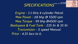 0-100 acceleration test of all new Hyundai Santro 2018 asta model.
