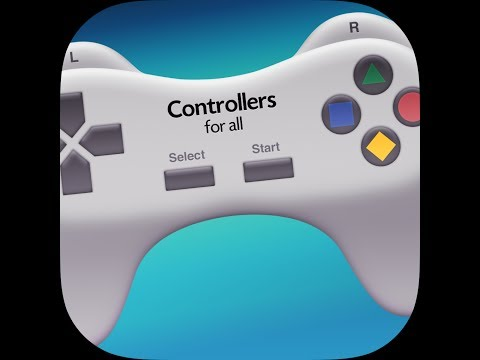 Controllers for All - iOS 7 game controller support for PS3 controllers