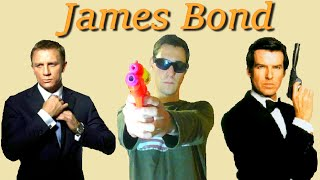 [James Bond - Jean-luc Mornet] Video