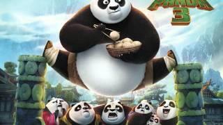 The Dragon Warrior - Track 18 - [Kung Fu Panda 3 Sountrack]