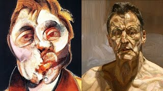 Lucian Freud / Francis Bacon - Love and Hate