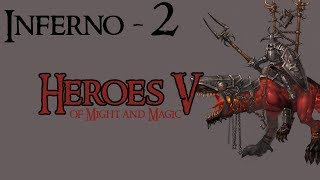 Heroes Of Might And Magic 5 - Inferno Campaign, 2: The Pursuit