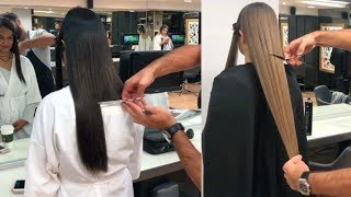 Extreme Haircut Compilation by Professional | Cutting Hair Short 2017