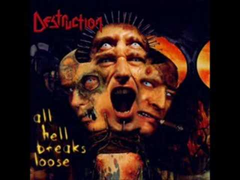 Destruction - The Butcher Strikes Back