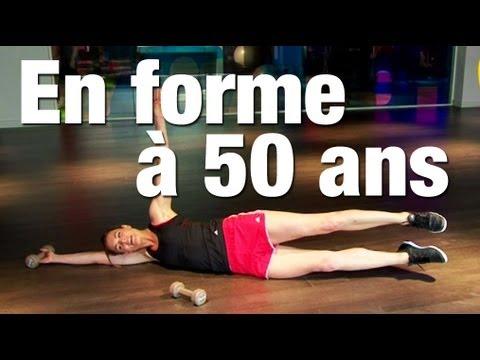 fitness master class en forme 50 ans youtube. Black Bedroom Furniture Sets. Home Design Ideas