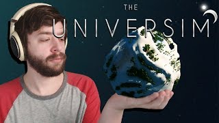 MAKING MY PEOPLE BANG | The Universim Gameplay #1