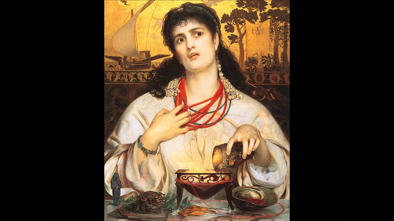 Medea, de Frederick Sandis, Museum and Art Gallery, Birmingham