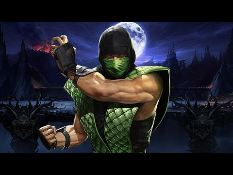Mortal Kombat: Every Reptile Fatality Ever video