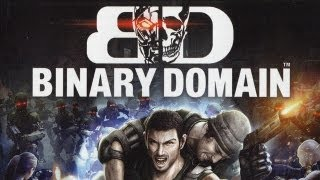 Classic Game Room - BINARY DOMAIN review