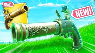 *NEW* FLINT-KNOCK PISTOL IS SUPER OP! | Fortnite Best Moments #133 (Funny Fails & WTF Moments)