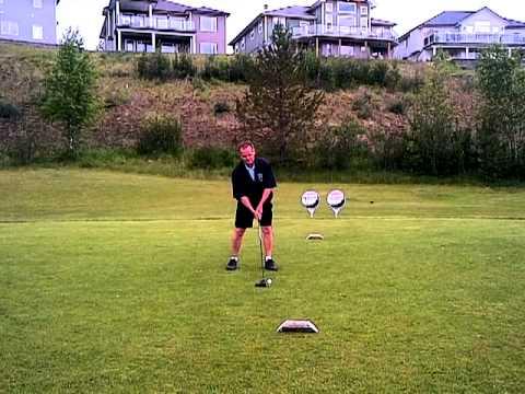 Aberdeen Glen Exploding Golf Ball