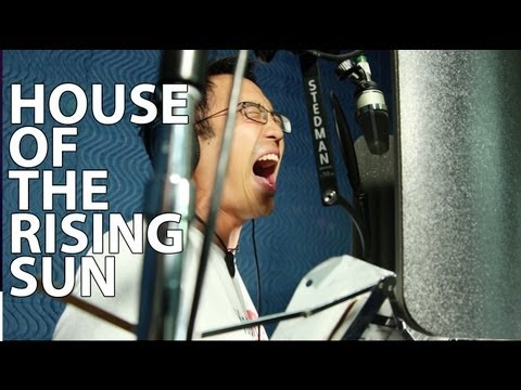 House of the Rising Sun - The Keep / Jimmy Wong NEW COVER!
