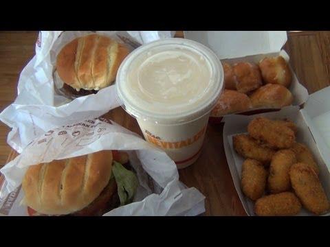 5 Tastes from Burger King's New Spring Menu