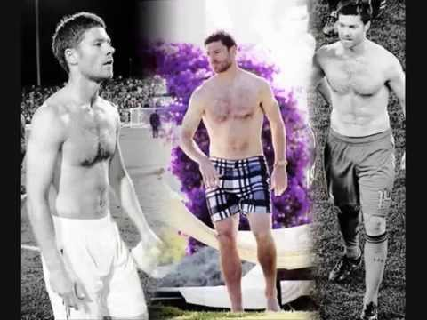 xabi alonso hot!