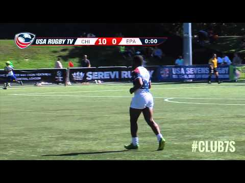 2014 Club 7s - Chicago Lions vs. EPA Razorbacks