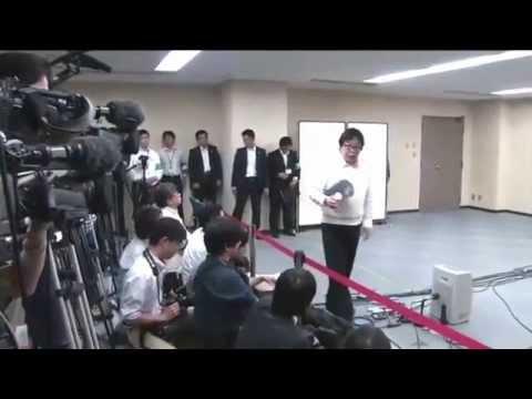 YouTube: 桜井会長(在特会)VS橋下徹(大阪市長)【真のフルバージョン】マスコミに説教する場面から