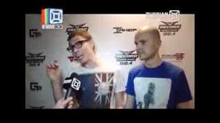 DJ FEEL, ABOVE & BEYOND, BT & TRANCEMISSION @ NEWSBOX (26-02-2013)