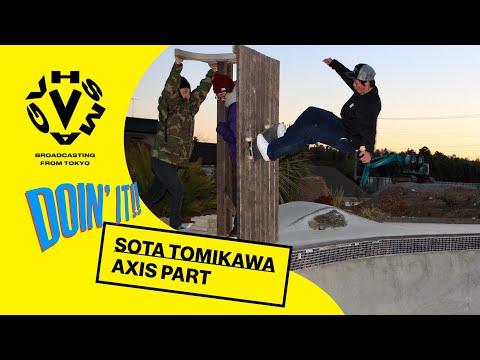 SOTA TOMIKAWA AXIS PART [VHSMAG]