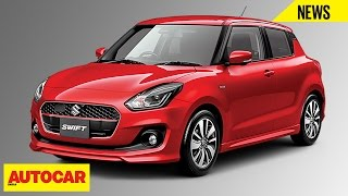 2017 Suzuki Swift | News | Autocar India Podcast