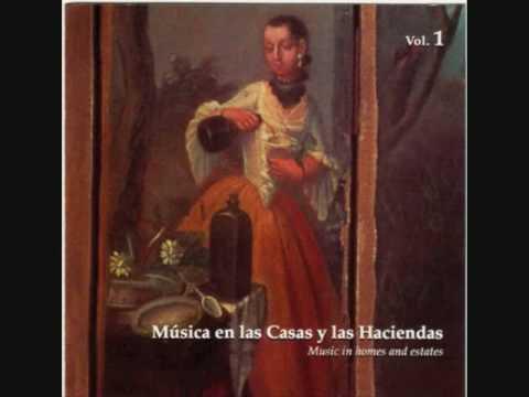 Juan de Araujo - Recordad silguerillos