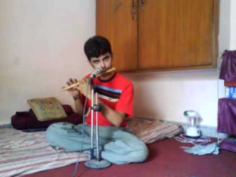 FAIZAN BANSURI (Bhage re man kahin)
