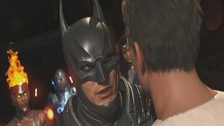 Injustice 2 - Superman Gets Out Of Prison / Batman Releases Superman