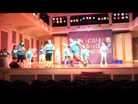 "Shiloh Community Players Tour Troop Elite Performs ""Supercalifragilisticexpialadocious"""
