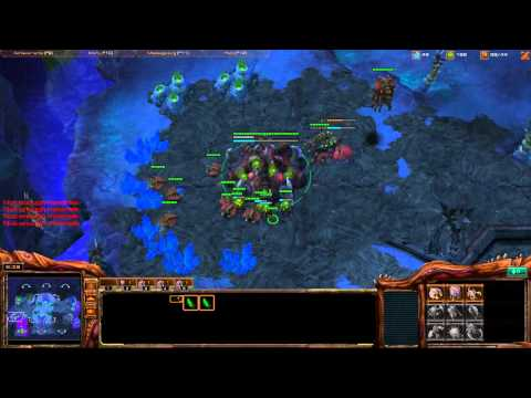 Starcraft II - Zerg Tutorial Working up from Bronze League - Part2
