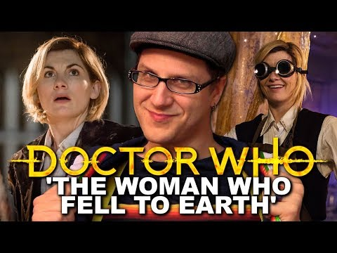 Doctor Who Review: The Woman Who Fell to Earth