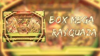 UNBOXING: BOX DO RAYQUAZA EX BRILHANTE (PT-BR) (MTCG STORE)