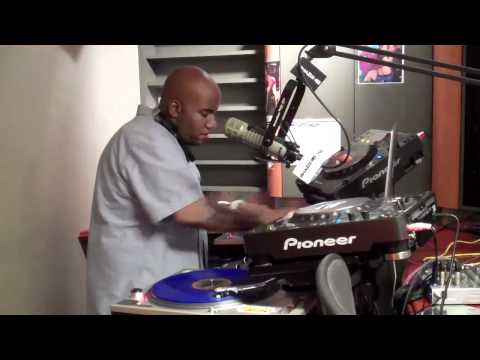 DJ Greg Nitty Spinning Karina Bradley on Miss Mimi's G-Unit Radio Show on Shade 45 / SiriusXM