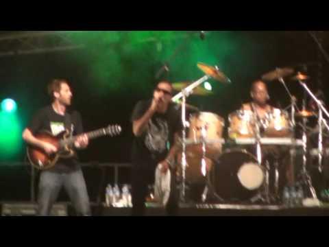 Raggasonic Live Reggae Sun Ska Festival 2010 06AOUT-Bleu Blanc Rouge-Legaliser la Ganja