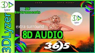 #vevo #vevocertified zedd & katy perry - 365 8D Audio (3D instr.) #zedd #ketyperry #3DLyzer