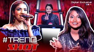 Sathisha Bhatt - On Trending | TrendShot | The Voice Sri Lanka