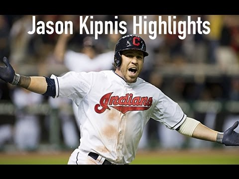 Jason Kipnis 2014 First Half Highlights