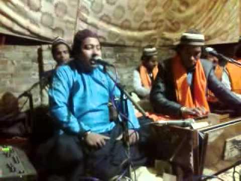 Kithe Ishq Da Rog Na La  Baithen By Bulleshahi Shahzad Ali Qawwali...