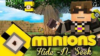 Minecraft MINIONS HIDE N SEEK 3!