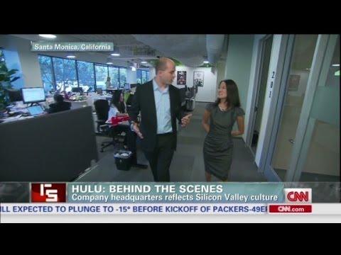 Hulu behind the scenes