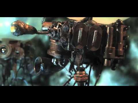 Постапокалипсис - Omega, короткометражный мультфильм