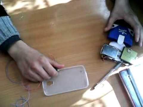 Смотреть видео как сделать телефон